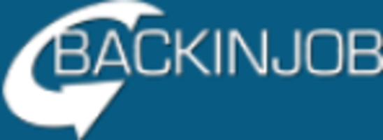 Logo von backinjob
