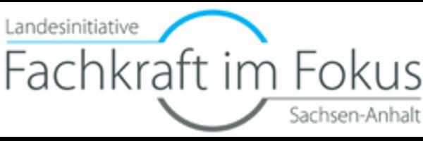 Logo von Landesinitiative Fachkraft im Fokus - Sachsen-Anhalt